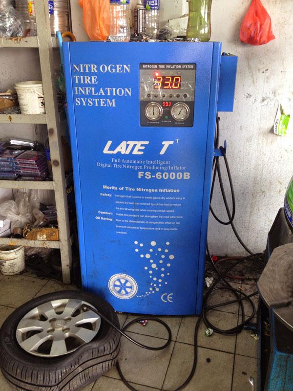 Klang Hin Leong Tyre Car Service Experience (3/6)